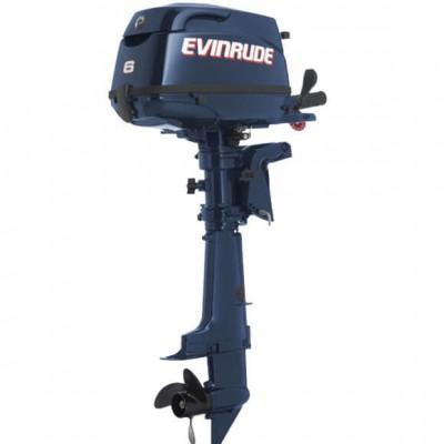 Лодочный мотор Evinrude E6 R4