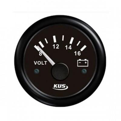 Вольтметр Wema (Kus) черный K-Y13000