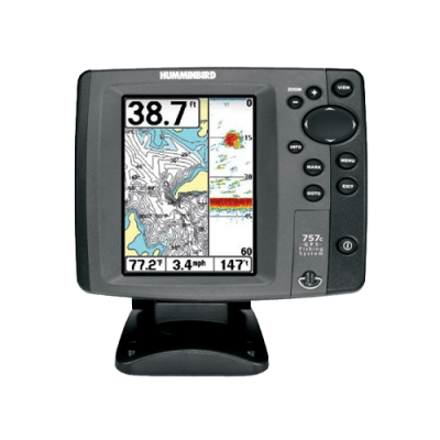 Эхолот Humminbird FishFinder 757cx Combo