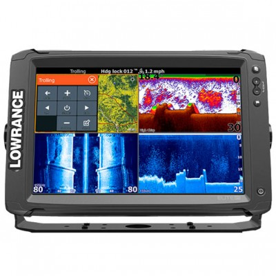 Эхолот Lowrance Elite-12 Ti² Active Imaging 3-in-1