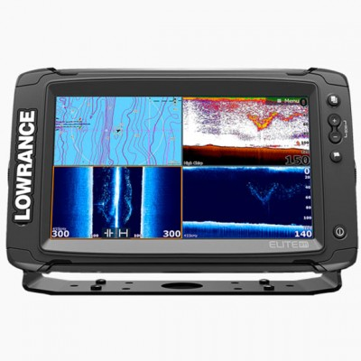 Эхолот Lowrance Elite-9 Ti² Active Imaging 3-in-1