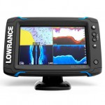 Эхолот Lowrance Elite-7 Ti² Active Imaging 3-in-1