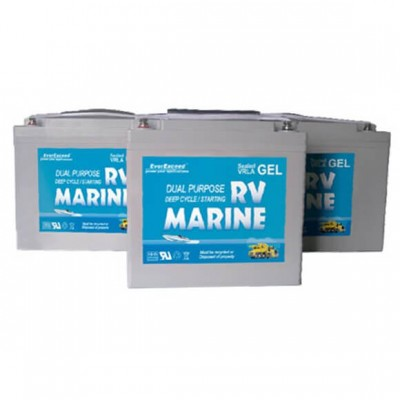 Аккумулятор EverExceed MARINE Gel Range 8G24M-1280MG 12V(80Ah)