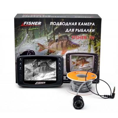 Подводная камера Fisher CR110-7H