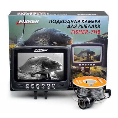 Подводная камера Fisher CR110-7HB