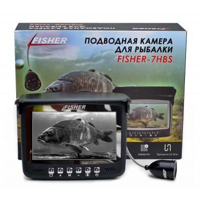 Подводная камера Fisher CR110-7HBS