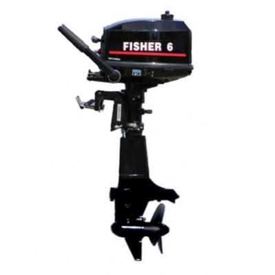 Лодочный мотор Fisher 6