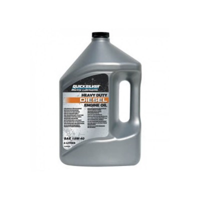 Масло Quicksilver DIESEL Oil (4л)