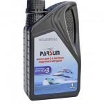 Масло для човнових моторів 2-х тактне TC-W3 Parsun