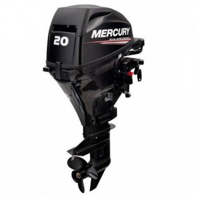 Лодочный мотор Mercury F 20 E 2017