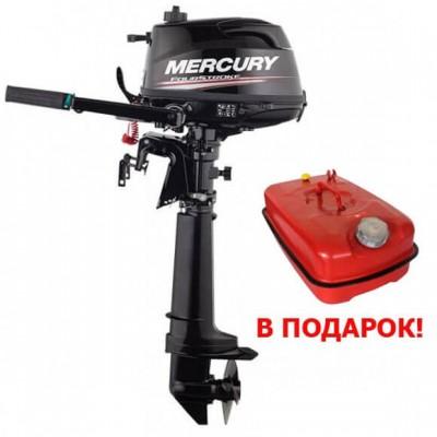Лодочный мотор Mercury F 5 ML Sail