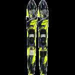 Лыжи широкие 163см Bodyglove Contour
