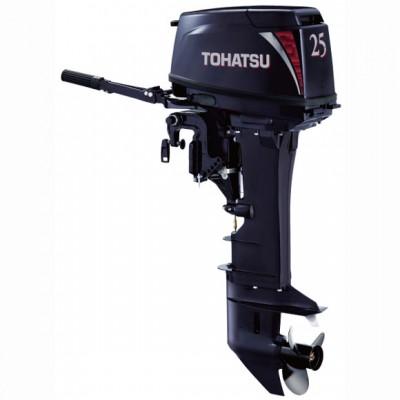 Лодочный мотор Tohatsu M25H L