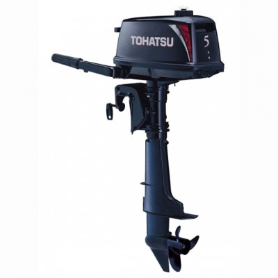 Лодочный мотор Tohatsu M5BDS