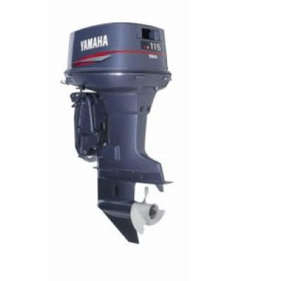 Лодочный мотор Yamaha 115BETL