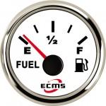 Датчик рівня палива ECMS (білий / чорний)