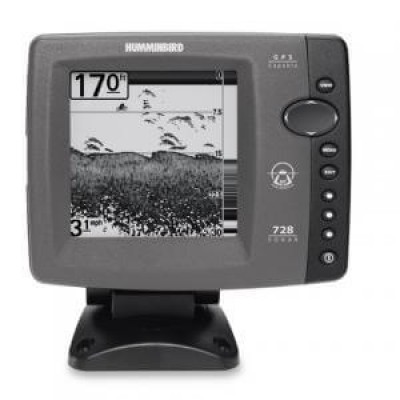 Эхолот HUMMINBIRD 728x Fishfinder