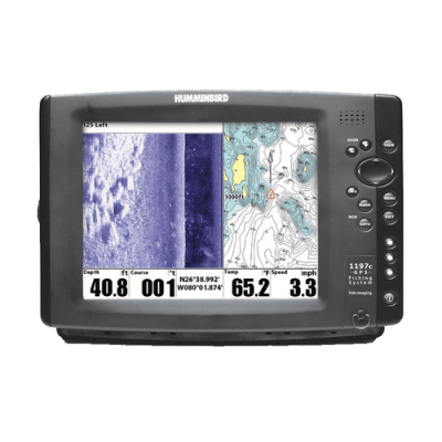 Эхолот Humminbird 1197cx SI Combo