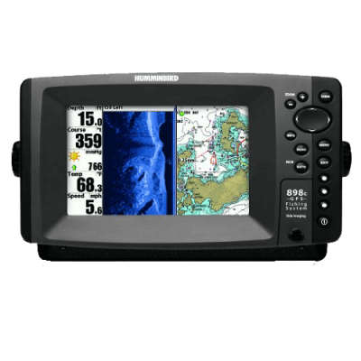 Эхолот Humminbird 898cx SI Combo