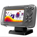 Эхолот Lowrance HOOK2-7X GPS SplitShot