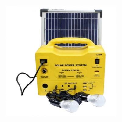Портативная солнечная станция Solar Home System SHS-2012R