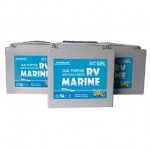 Аккумулятор EverExceed MARINE Gel Range 8G24M-1280MG 12V(80Ah)