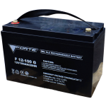 Аккумулятор FORTE F12-100AGM