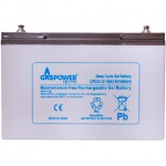 Аккумулятор GASPOWER ELECTRO LPCG-12-100A/H