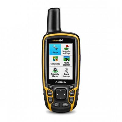 Портативный навигатор Garmin GPSMAP 64