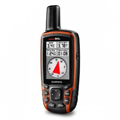 Портативный навигатор Garmin GPSMAP 64s