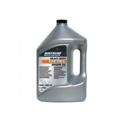 Масло для дизельных двигателей Quicksilver DIESEL Oil (4л)