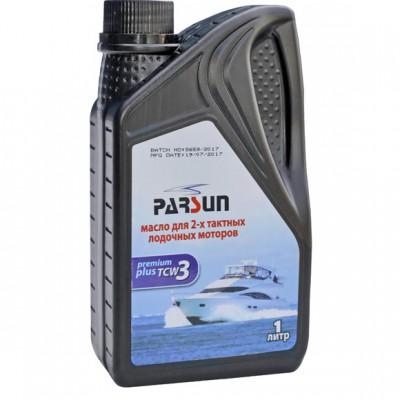 Масло для лодочных моторов 2-х тактное TC-W3 Parsun
