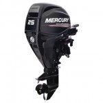 Лодочный мотор Mercury F 25 ELPT EFI