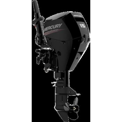 Лодочный мотор Mercury F 15 MH 2018