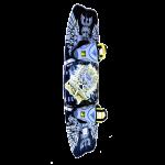 Вейкборд 139 см PHASE 5 Bodyglove з кріпленням