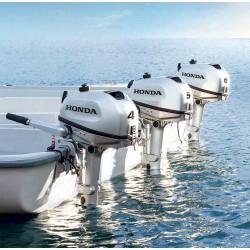 Як вибрати мотор для надувного човна