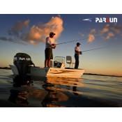 Успех лодочных моторов Parsun
