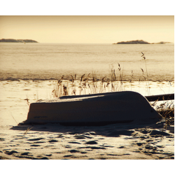 Готовим надувную лодку к зиме