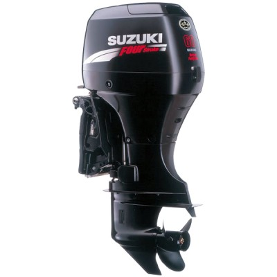 Лодочный мотор Suzuki DF 60 TL